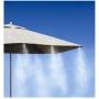 Водна мъгла за чадъри с  6 мъглуващи дюзи
